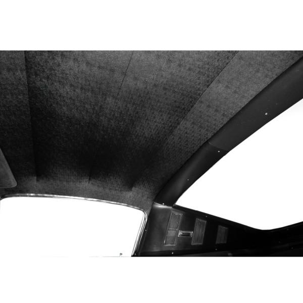 Dachhimmel 65-68 Fastback schwarz