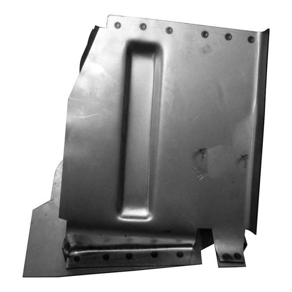 Längsträgerverstärkung, RH, 65-70, Coupe & Fastback