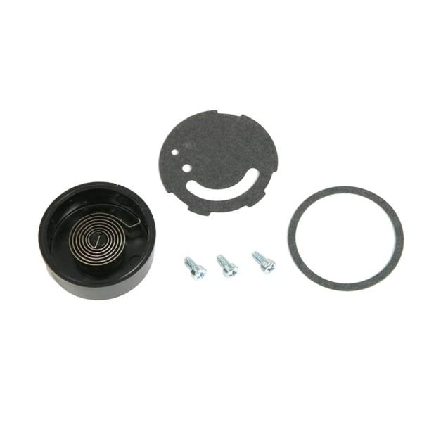 Gehäuse Kaltstart mit Bimetallfeder, 65-73, 260, 289 - 351W & 351C, für 2V & 4V Ford Vergaser