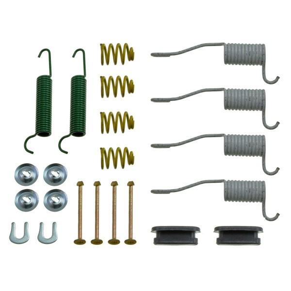 Kleinteilesatz Trommelbremse, 65-70, alle 6 Zylinder, Vorderachse