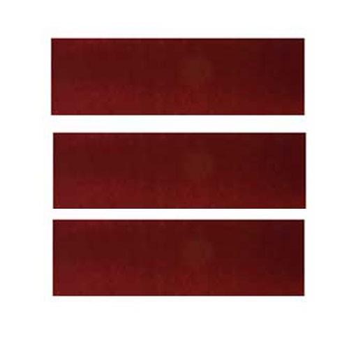 Teppich hinten 69-70 rotbraun