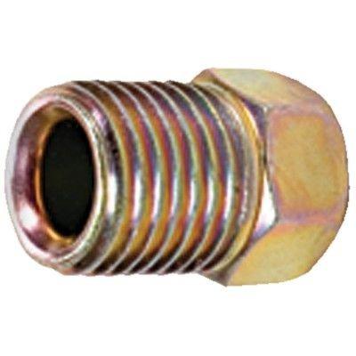 """Bremsleitungsnippel, 3/8"""" - 9,53 mm, kurz, 15mm"""