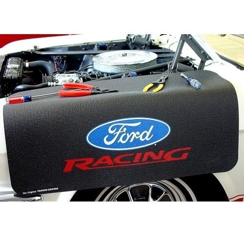 "Kotflügelschoner Extra Long mit ""Ford Racing"" Logo, Stück"