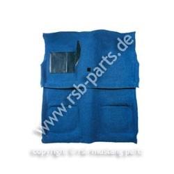 Teppich 71-73 Coupe+Fastback blau