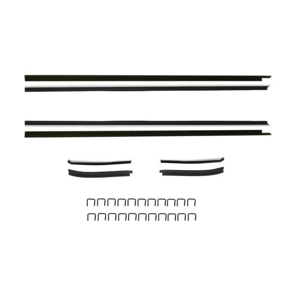 Dichtung Fensterschacht, 71-73, Fastback, 8-teilig