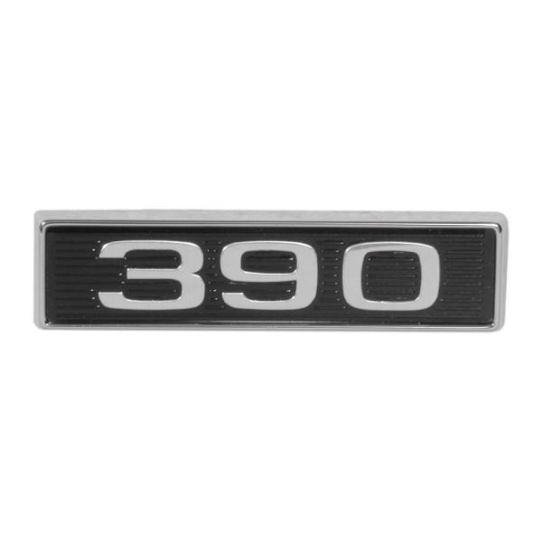 """Emblem Lufthutze """"390"""", 69-70, Plastik"""
