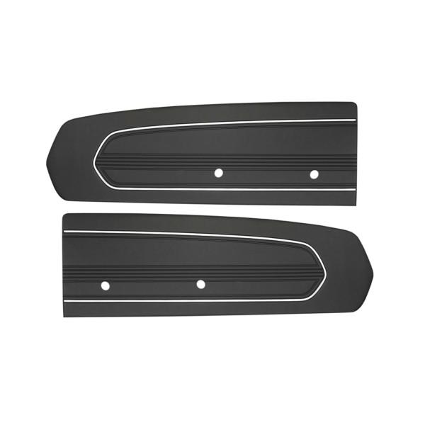 Türverkleidungen Standard, 67 schwarz - B-Ware!