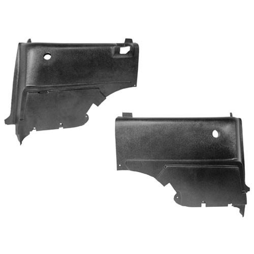 Seitenwandverkleidung ABS, 65-66 Fastback