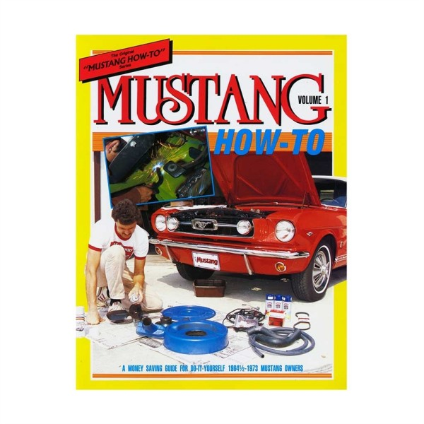 Buch Mustang How To Band 1