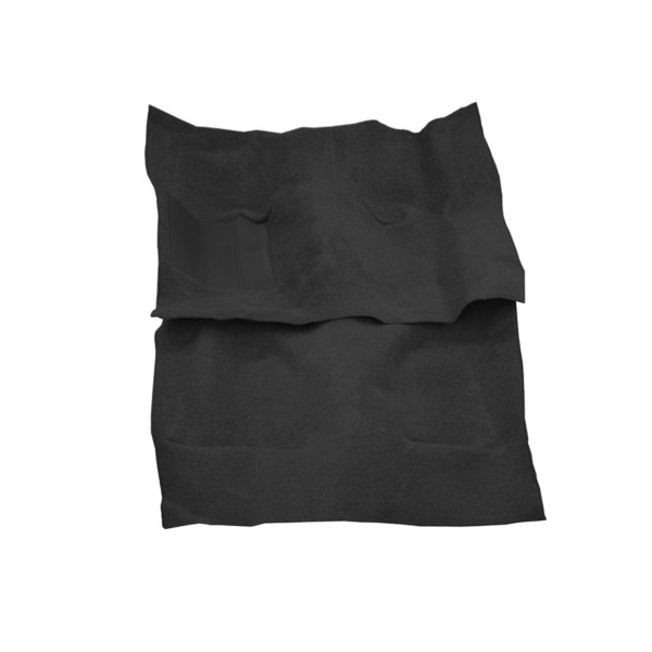 Bodenteppich für 64-1/2 Coupe in Schwarz