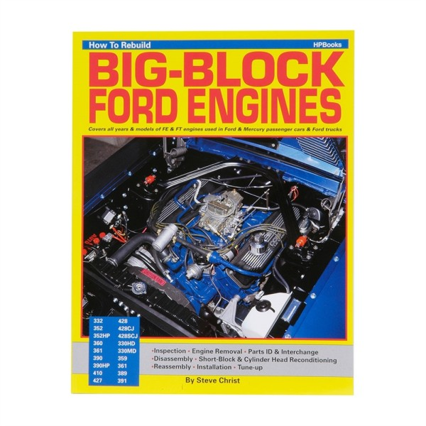 Buch How To...Big Block 390-428
