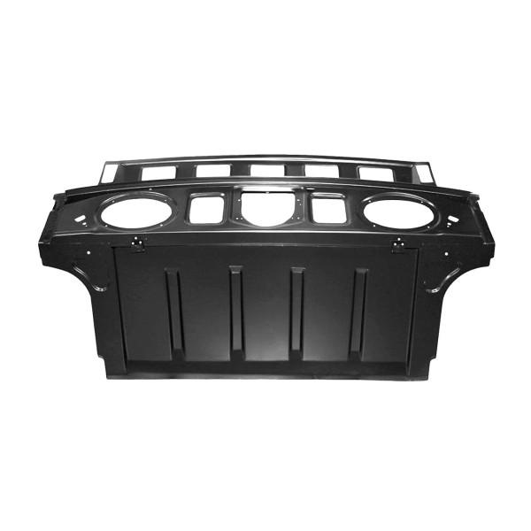 Trennwand zwischen Rücksitz - Kofferraum, 65-68, Coupe