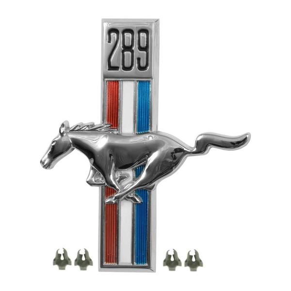 Kotflügel-Emblem, LH, 289, 67-68