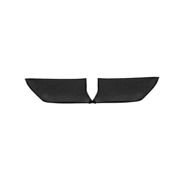 Teppichbezug Fußraum Cabriolet 65-68 schwarz