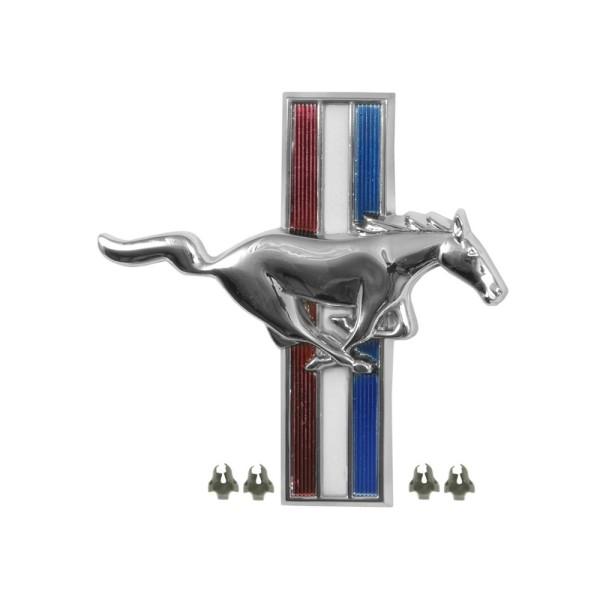 Kotflügel-Emblem, RH, 65-66/67-68