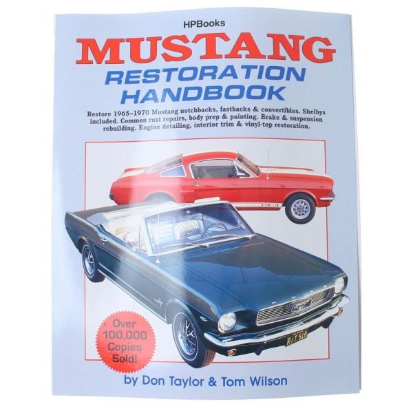 Buch Mustang Restoration Handbook