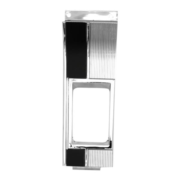 Abdeckplatte/Blende Schaltkulisse, 65/66, M/T, für Mittelkonsole