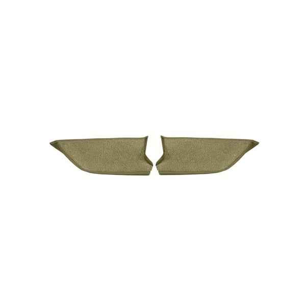 Teppichbezug Fußraum, Cabrio, efeu-gold