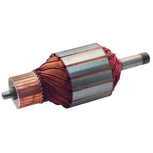 Rotor für Lichtmaschine (Gleichstrom Generator) mit 30Amp., 64-1/2, V8