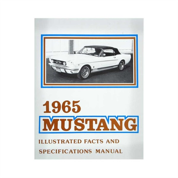 Buch Illustrated Facts Book 65