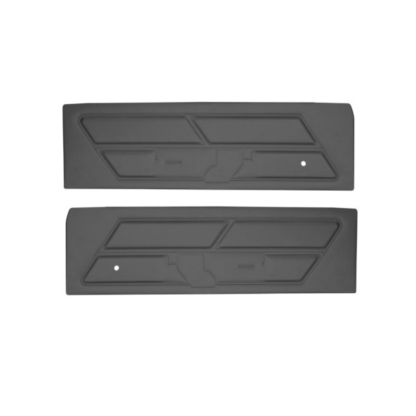 Türverkleidungen Standard, 70, schwarz