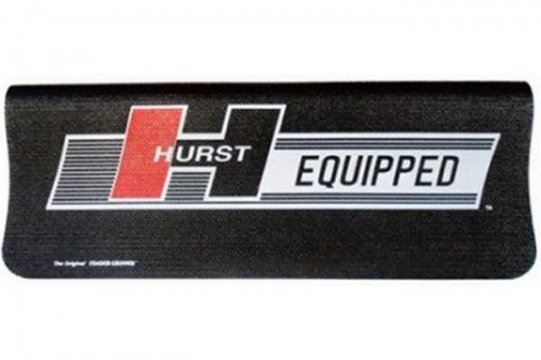Kotflügelschoner mit - Hurst - Logo, Stück