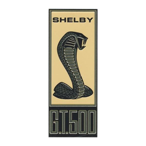 "Kotflügelemblem, 67, ""Shelby GT-500"""
