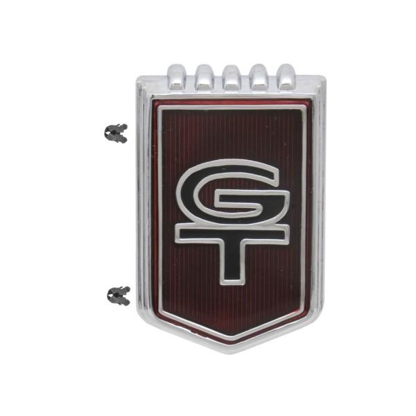 Kotflügel-Emblem, GT, 65