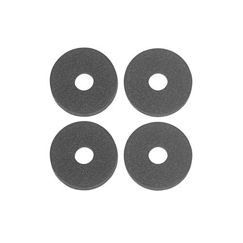 Gummischeiben Stoßstange-Karosserie, 4-Stück