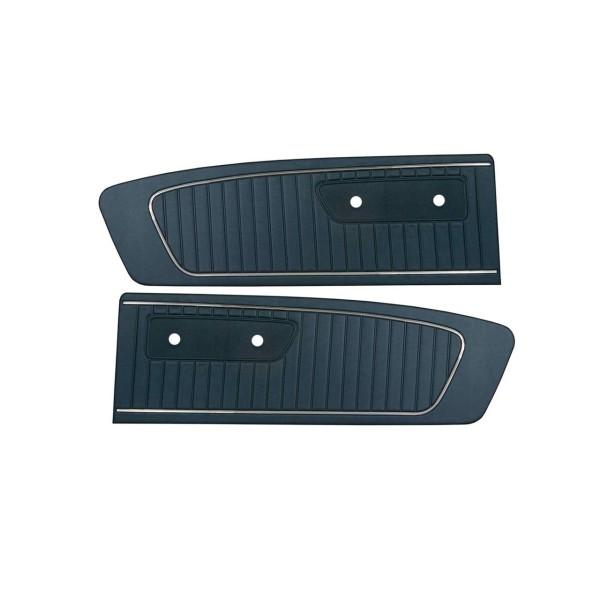 Türverkleidungen Standard 65, blau