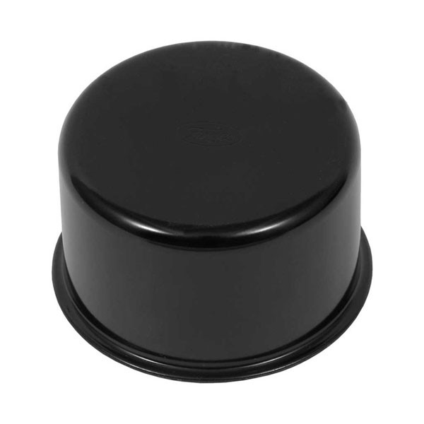 Öldeckel, 65-66, 260-289cui, schwarz, für Rohrstutzen