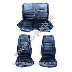 Sitzbezugsatz Standard, 70 Coupe, Blau (Blue)