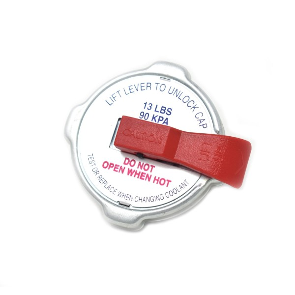 Kühlerdeckel mit Klappventil, 13lbs, Standard