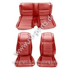 Sitzbezug 69 Mach I rotbraun - Ausgelaufen