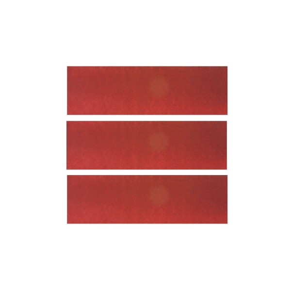 Teppich hinten 65-68 Fastback rot