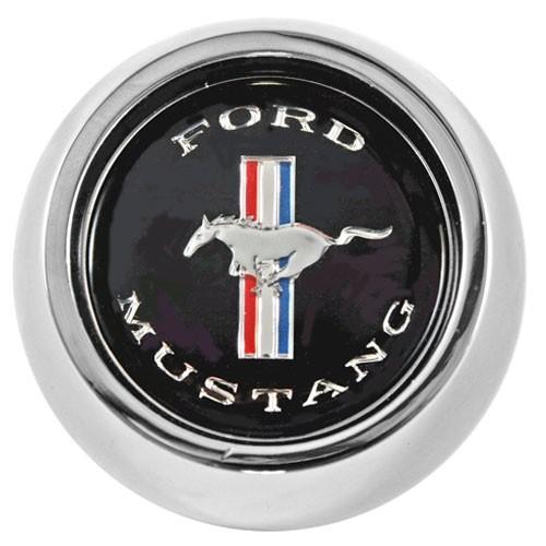 Hupenknopf Grant-Lenkrad, mit Running Horse Logo