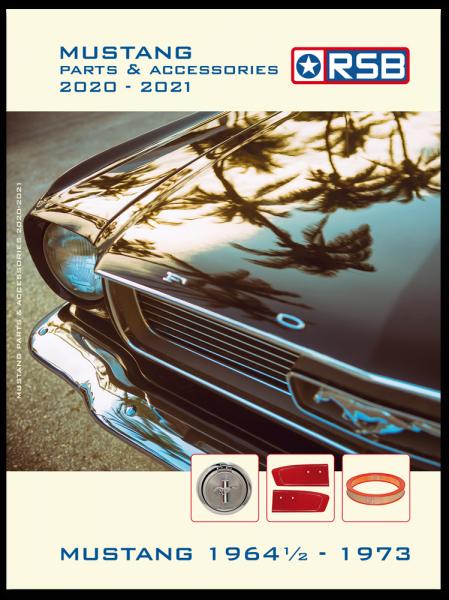 RSB-Mustang-Parts-Katalog 2018/2019