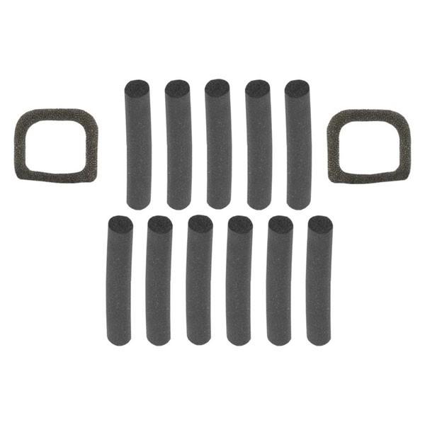 Isolierung Instrumentenglas an Blende, 66