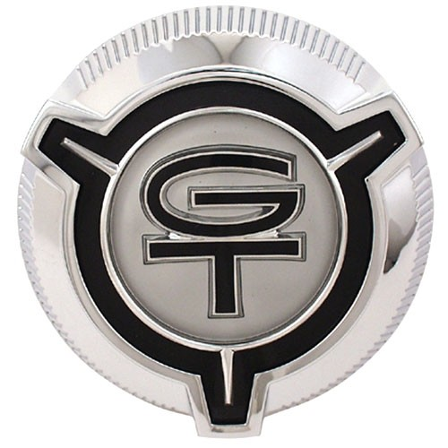 Tankverschluß, 67 GT, mit Haltekabel