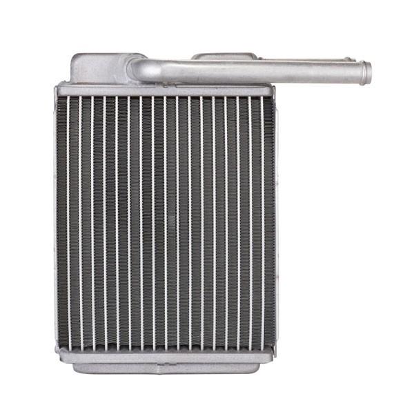 Wärmetauscher Heizungskühler, 71-73, ohne Klimaanlage, Alu