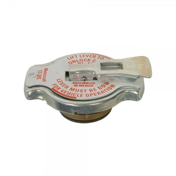 Kühlerdeckel 12lbs, Universal & Klappventil
