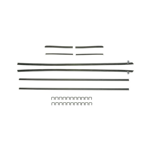 Dichtung Fensterschacht, 69-70, Cabriolet