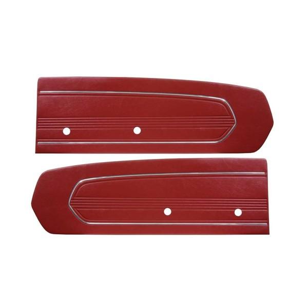 Türverkleidungen Standard, 67, rot
