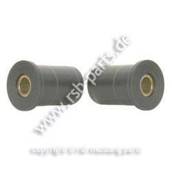 Büchse Querlenker unten, 67-73, 39,7mm Urethan