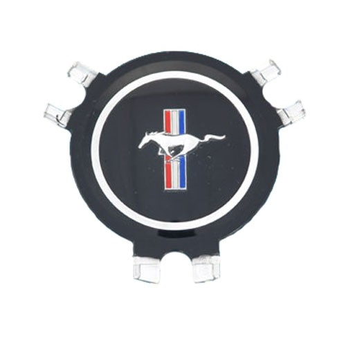Lenkrademblem 65-66, für Holz-Design Pony Lenkrad