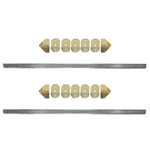 Zierleisten Seitenschweller, 65-66