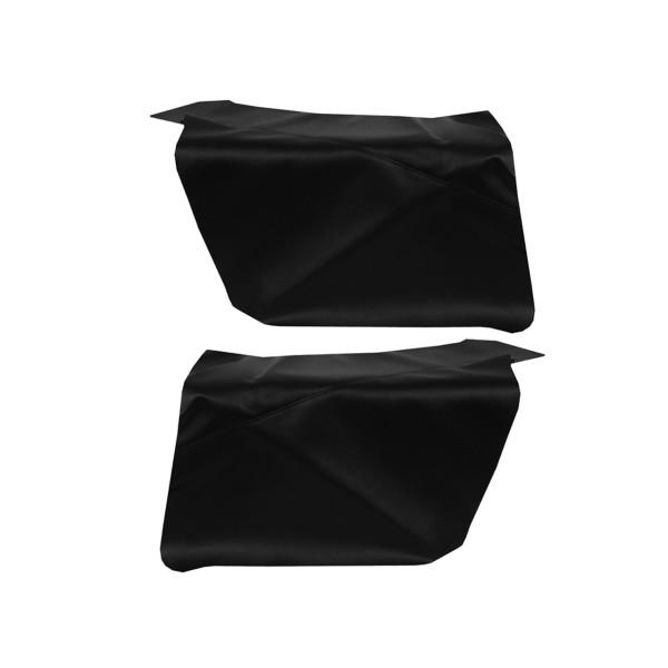 Bezug Seitenwandverkleidung, Coupe, 65-68, schwarz