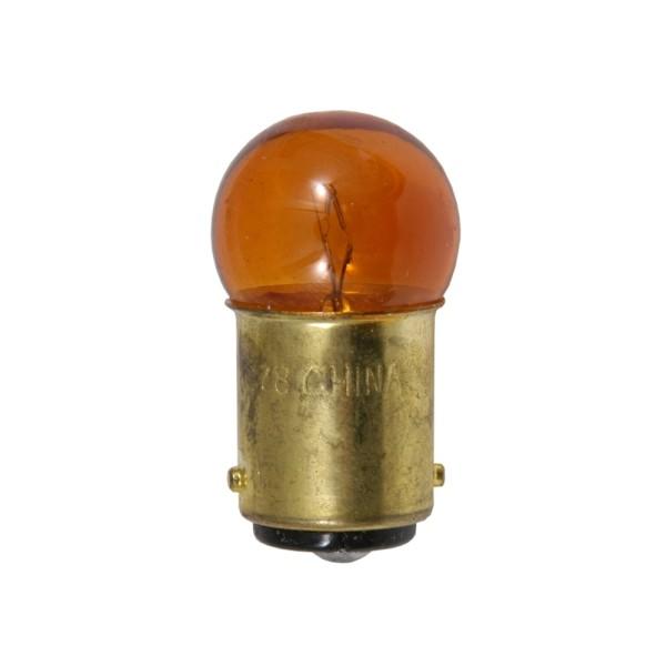 Glühbirne Seitenleuchte 68 vo., gelb