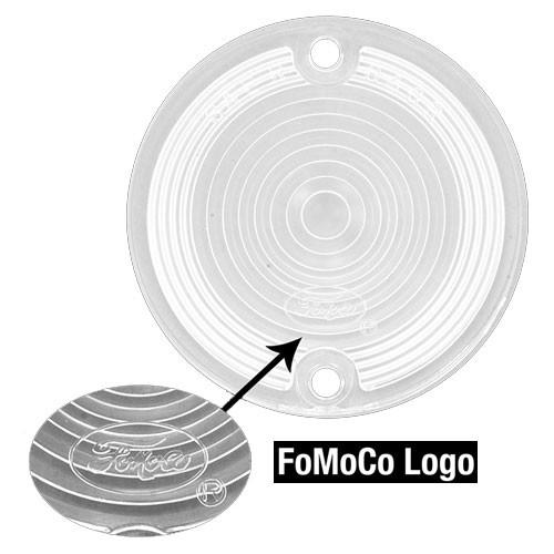Glas Rückfahrscheinwerfer, 65-68, OEM-Tool (Fomoco)