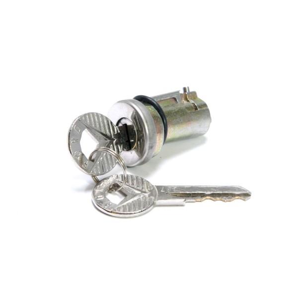 Schließzylinder für Kofferdeckel, 65-66